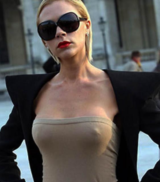 Victoria Beckham Hot Pics & GIFs Sexy Near-Nude Photos
