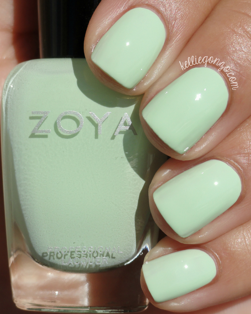 Zoya Tiana Delight collection
