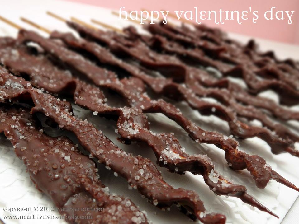 SPLENDID LOW-CARBING BY JENNIFER ELOFF: Chocolate covered Bacon