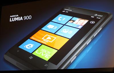 Nokia Lumia 900 Picture, Nokia Lumia 900