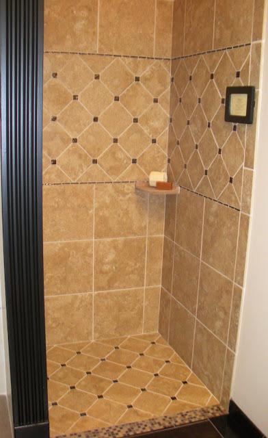 Baños Estilo Toscano:Tuscan Style Bathroom Showers