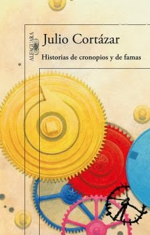 Portada libro Historias de cronopios y de famas