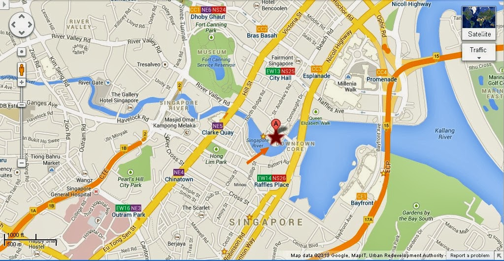 about singapore city mrt tourism map and holidays detail ForSite Location Hotel
