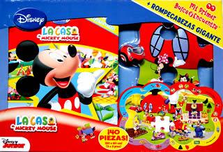 Disney Mickey Rompecabezas Gigante