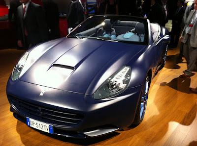 Ferrari revela novo programa de personalização