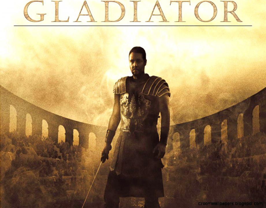 Gladiator wallpaper