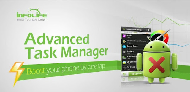 Advanced Task Manager Pro v3.0.3 APK