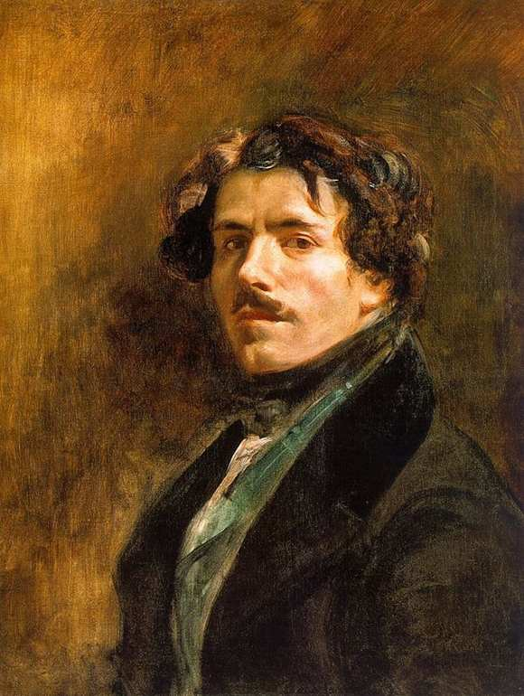Karya Lukis Eugene Delacroix