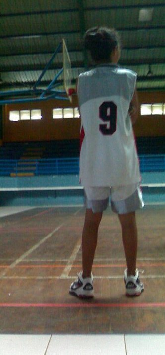 Captain Of Basketball :D