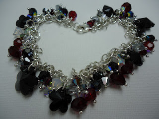 The Flaming Love Bracelet