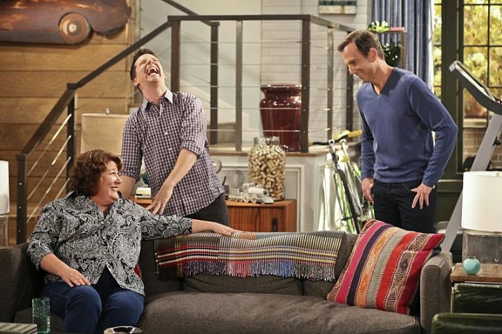 The Millers - Episode 2.01 - Movin' Out (Carol's Song) - Press Release