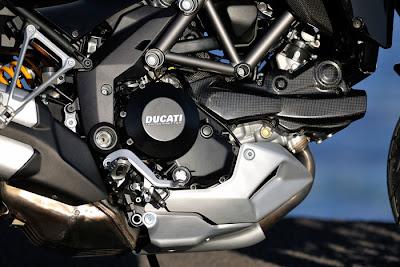 2012 Ducati Multistrada 1200S Sport