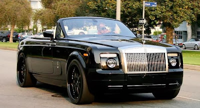 David Beckham's Rolls-Royce Phantom Most Expensive Celebrity Cars