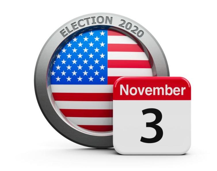 3 de novembro: Estados Unidos da América