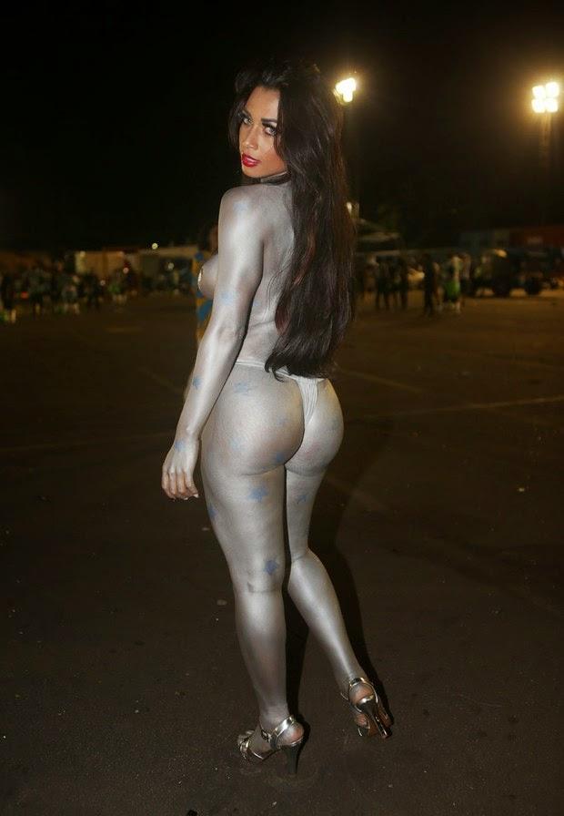 Marcela Carloni, da Vai-Vai