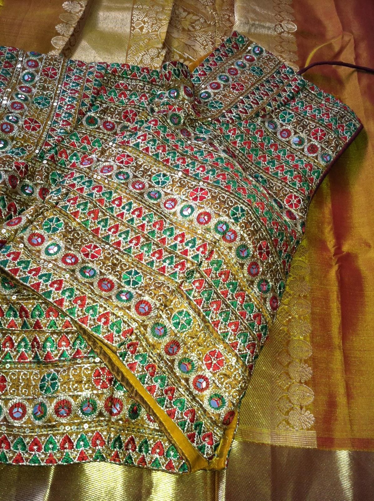 Readymade Blouses Bangalore 22