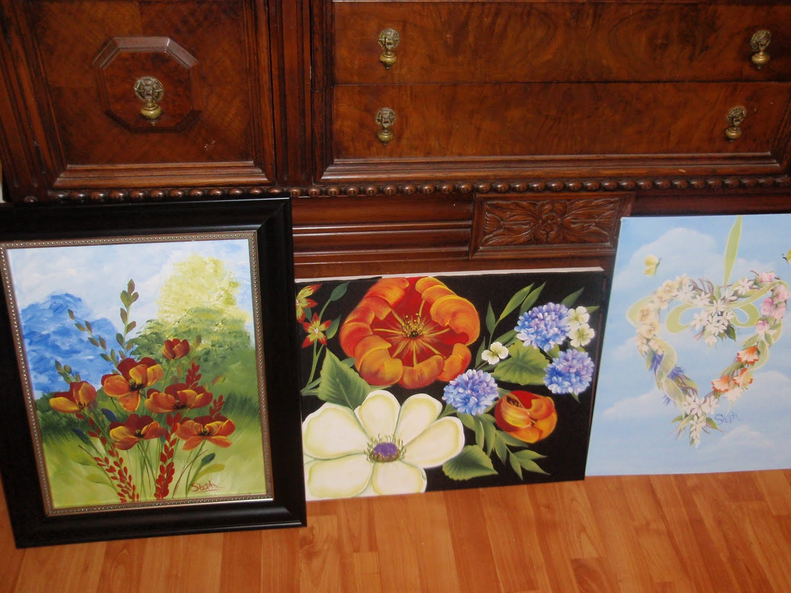 Steph 39 S Paint Studio Donna Dewberry Workshop Warner Robins Ga