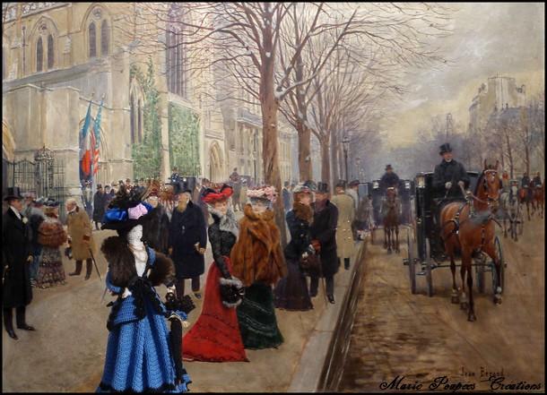 Poupée parisienne 1910