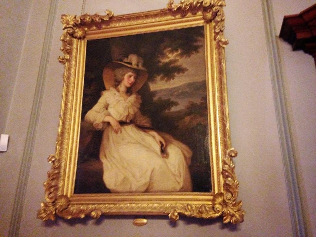 Bess Foster portrait Ickworth