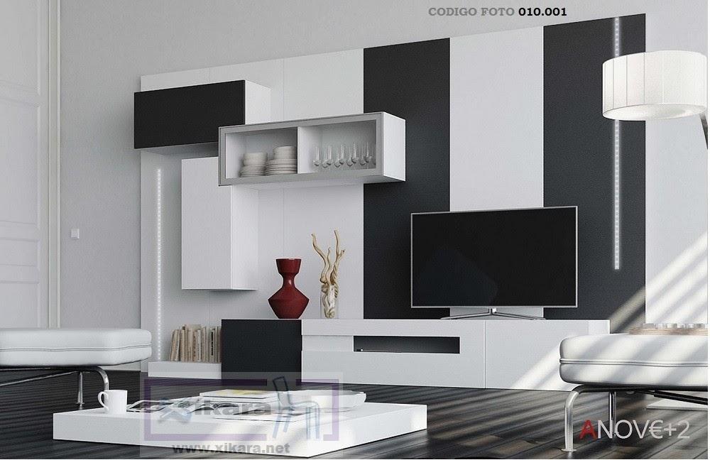 Tienda muebles modernos muebles de salon modernos salones - Salones de casa modernos ...
