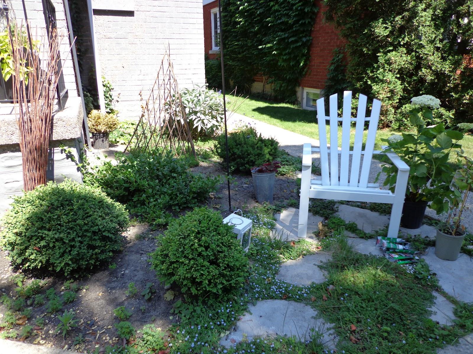 Summer of DIY Flagstone Patio
