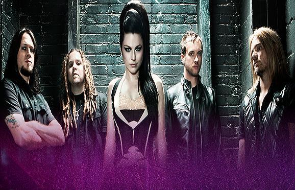 Sambangi Pekan Raya Jakarta 25 Februari 2012 Evanescence  Konser