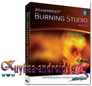 ASHAMPOO BURNING STUDIO 12 12.0.1.8.3510 FINAL