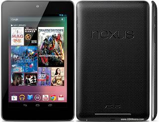 Harga Spesifikasi Asus Google Nexus 7