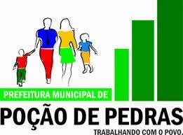 PREFEITURA MUNICIPAL DE POÇÃO DE PEDRAS