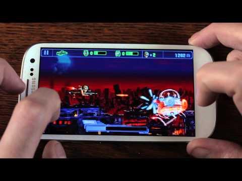Samsung Android Telefon Oyunları