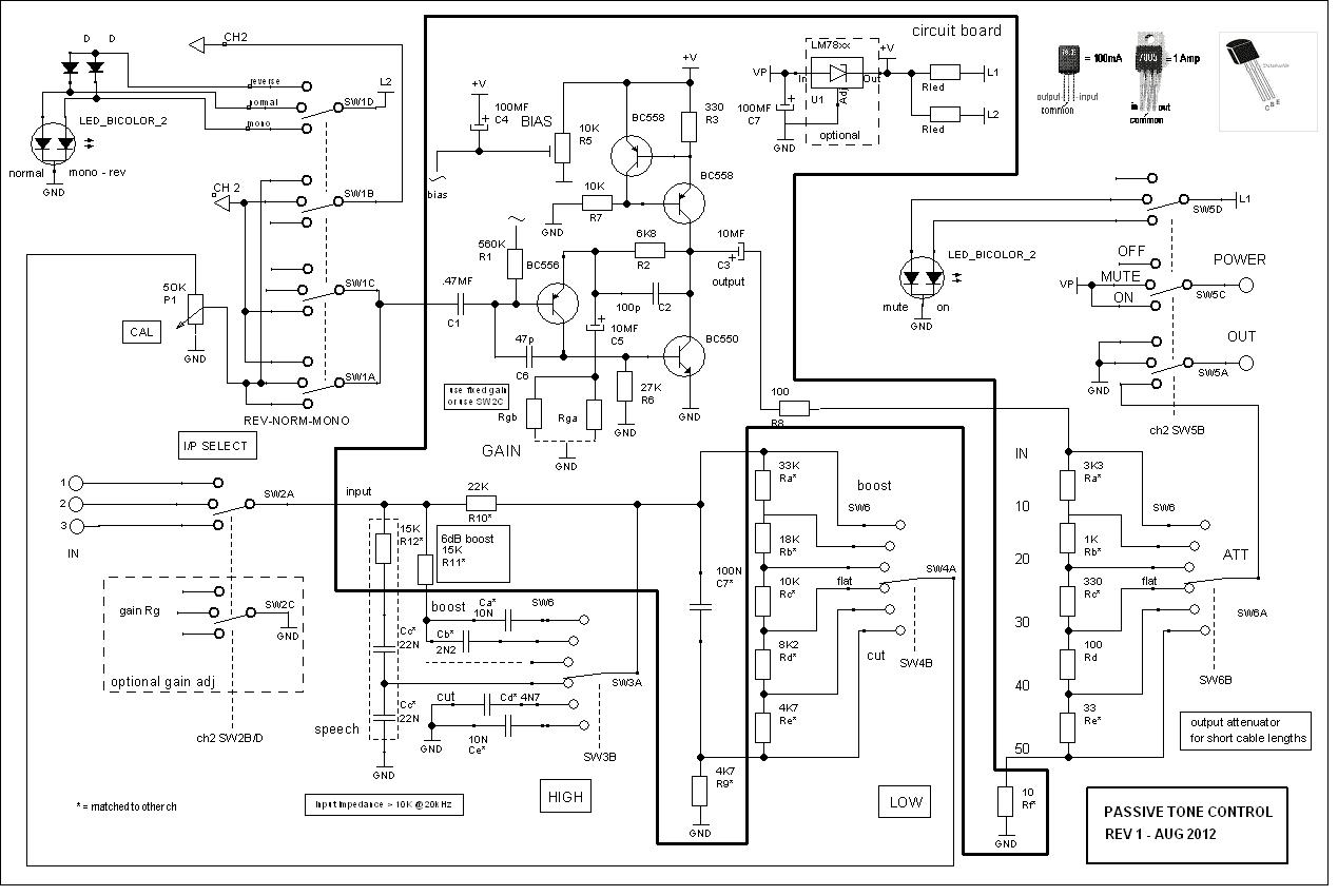 class a eq amp - part 4
