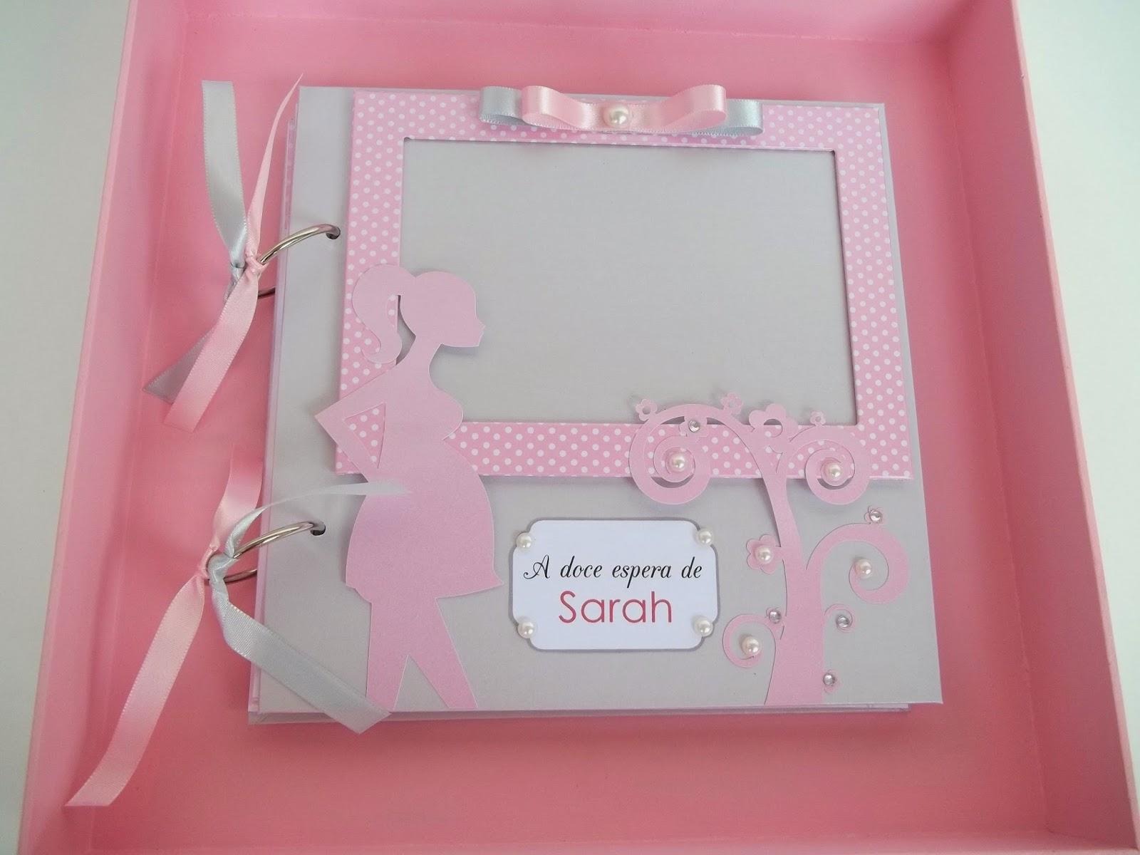 diário da gestação, scrapbook, meu diário da gravidez, diário para grávidas, presente para grávida, álbum de recordações da gravidez
