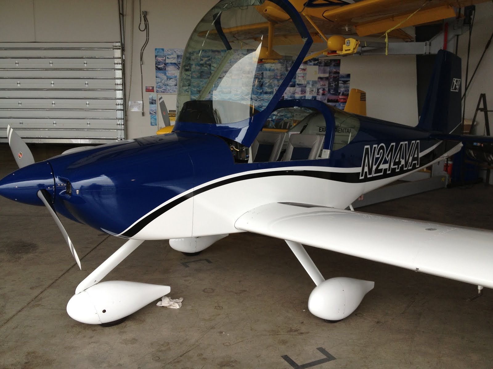 RV14a from Van's Aircraft