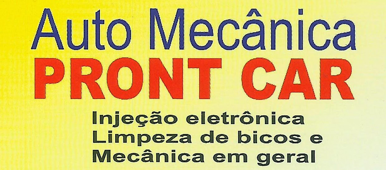 Auto Mecânica PRONT CAR Rua. Francisco Tambelli. 310 Vila Oliveira - Itapetininga - SP tel: (15) 3273-2903 e-mail: ampronticar@hotmail.com