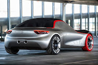 Opel GT Concept (2016) Rear Side