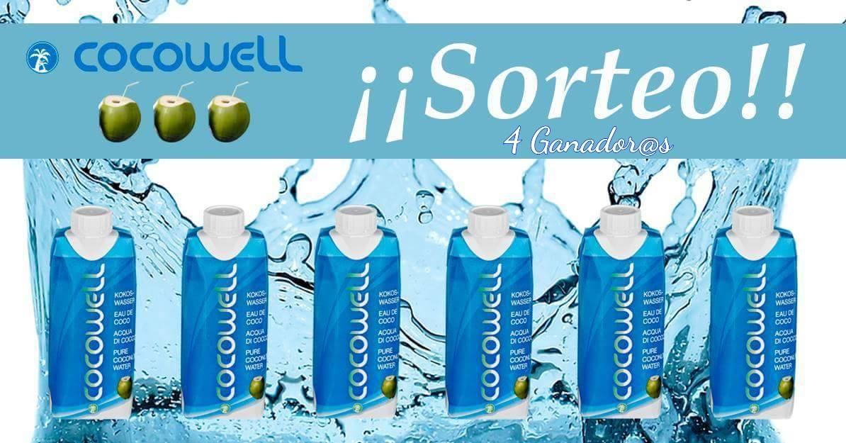 SORTEO COCOWELL ESPAÑA