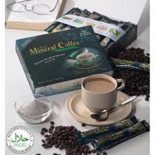 "Mineral Coffe ""Kopi Garam Buloh"""