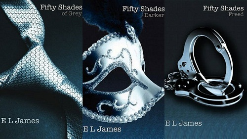 Book reviews the hunger games trilogy fifty shades of for What is the sequel to fifty shades of grey