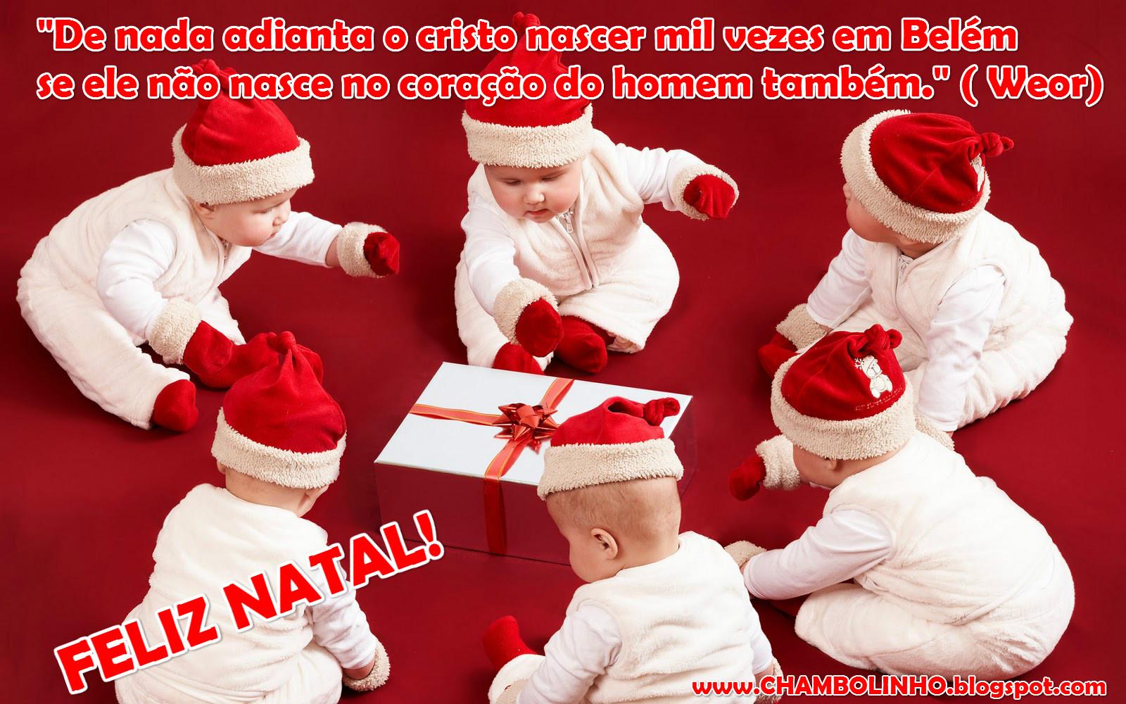 Frase Natal Jesus Cristo Recadinho para Face Whats e Google +