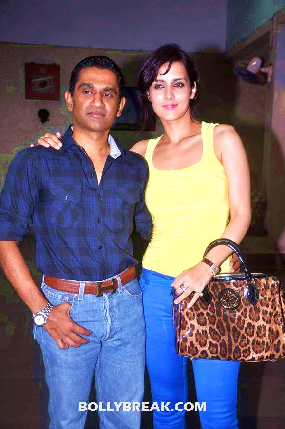 Vinod Nair, Tulip Joshi - (13) - Arts In Motion's 'Dance With Joy' 2012 show