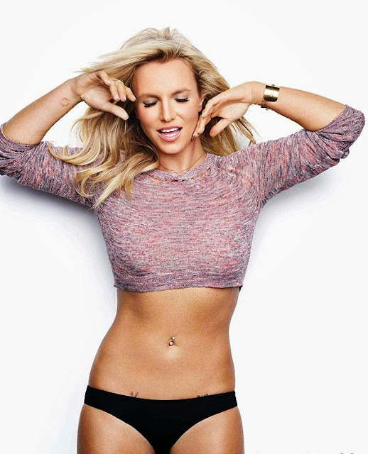Britney Spears Women's Health Cover 2015