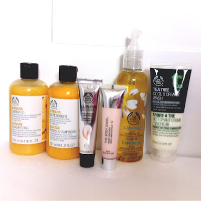 body shop sale haul discount code