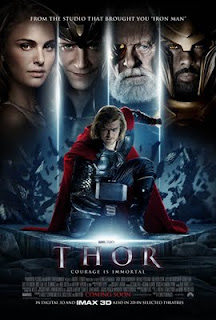Thor one-sheet and IMPAwards link