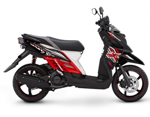 Yamaha X Ride Adventure Black