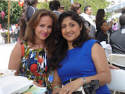 and the very lovely girls, Image Specialist, Enza Hibler and President, .