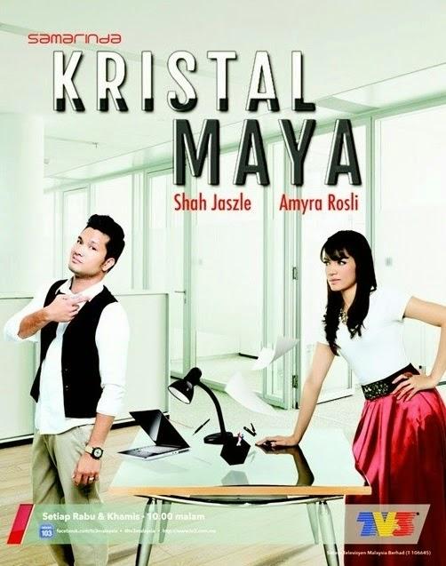 Sinopsis Kristal Maya Slot Samarinda TV3, pelakon Kristal Maya, gambar Kristal Maya