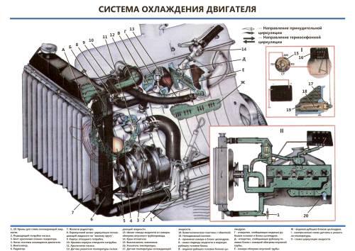 Все схемы москвич 412