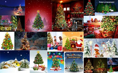 Pinitos de Navidad