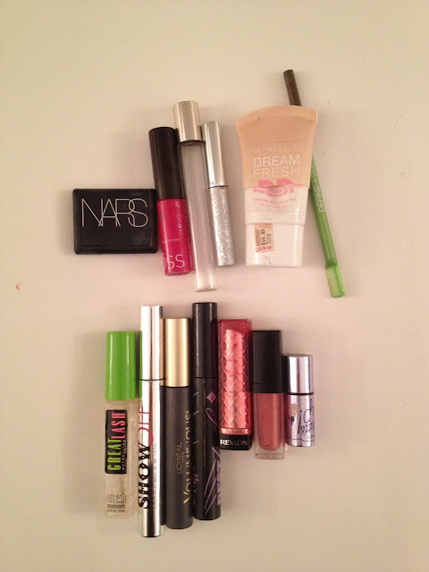 January Empties