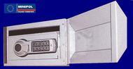 Información cajas fuertes con buzón